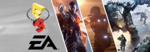 Е3 2016 - Итоги конференции EA (Mass Effect Andromeda, Battlefield 1, Star Wars, Titanfall 2) Рецензент (recenzent.com.ua)