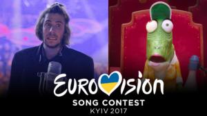 Если бы животные пели на Евровидении 2017 – этот видео ролик уже успел взорвать интернет! Успейте посмотреть его и вы на сайте Рецензент!