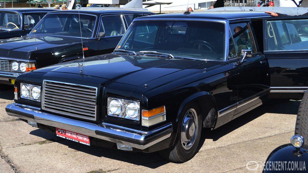 ЗИЛ-115 1982 года выпуска Обзор технического фестиваля Old Car Land