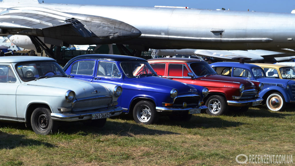 Обзор технического фестиваля Old Car Land