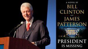 Первый роман Билла Клинтона установил рекорд продаж