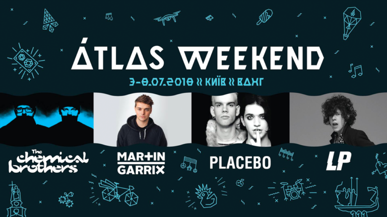 Atlas Weekend 2018