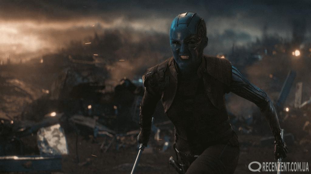 Мстители: Финал (Avengers: Endgame) 2019